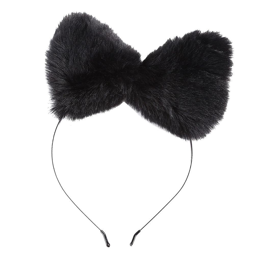 Katzenohren-Stirnband-Haarband-Haarreife-Kopfschmuck-Perfekt-fuer Indexbild 21