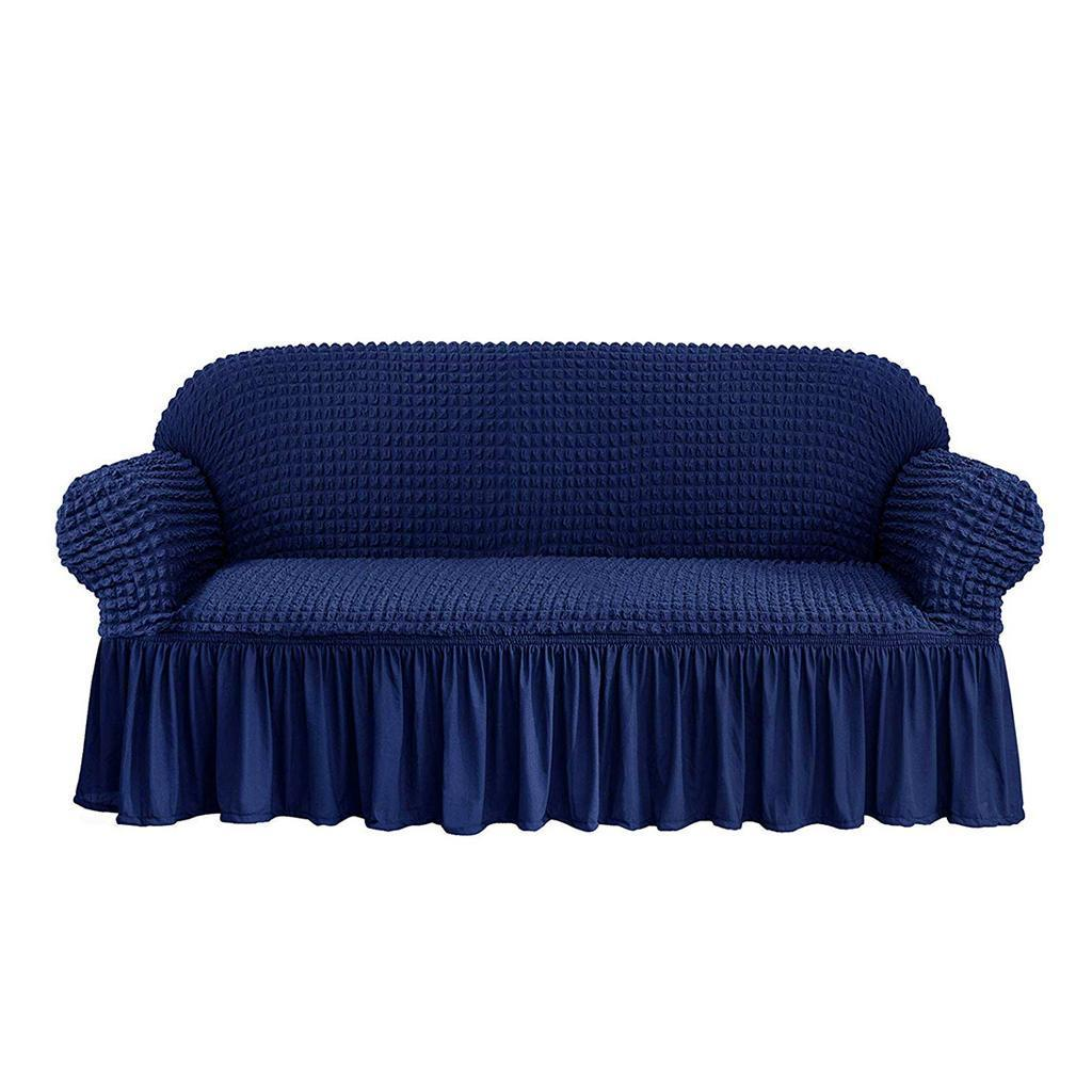 Stretchy Sofa Slipcovers Easy Clean Couch Protector