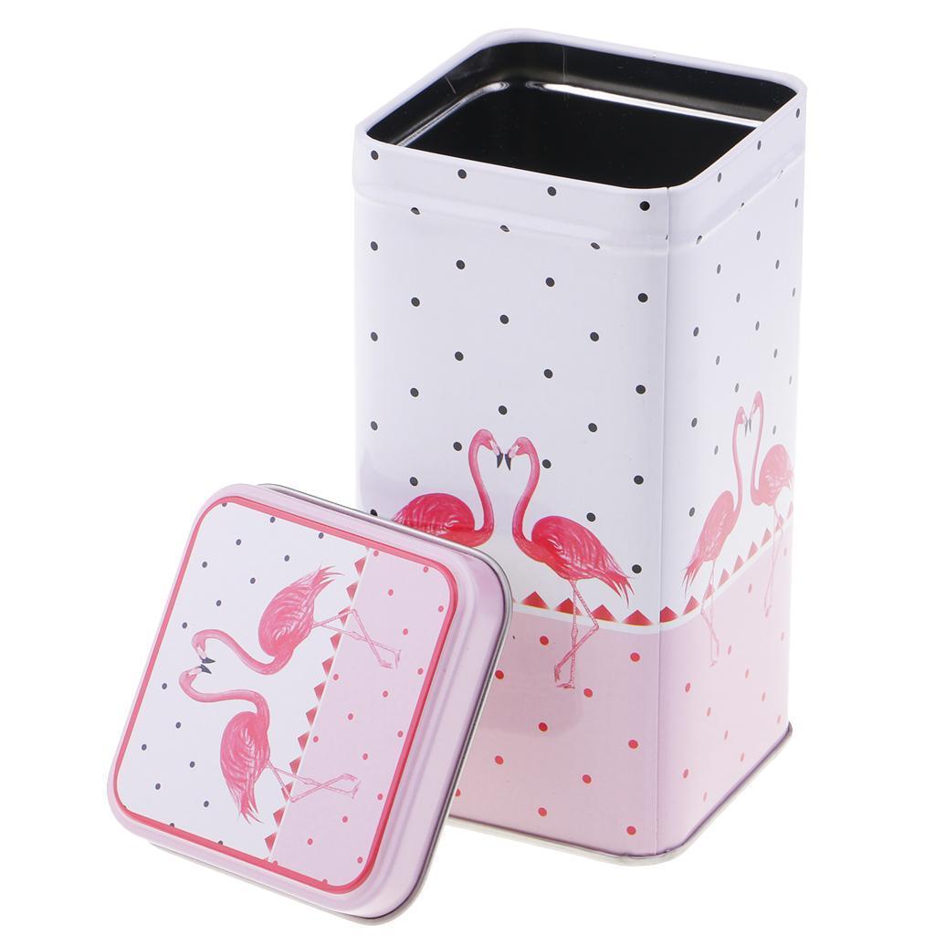 Mini-Tin-Box-Jewelry-Box-Candy-Storage-Box-Gift-Square-Box-14-3x7-2x7-2cm thumbnail 14