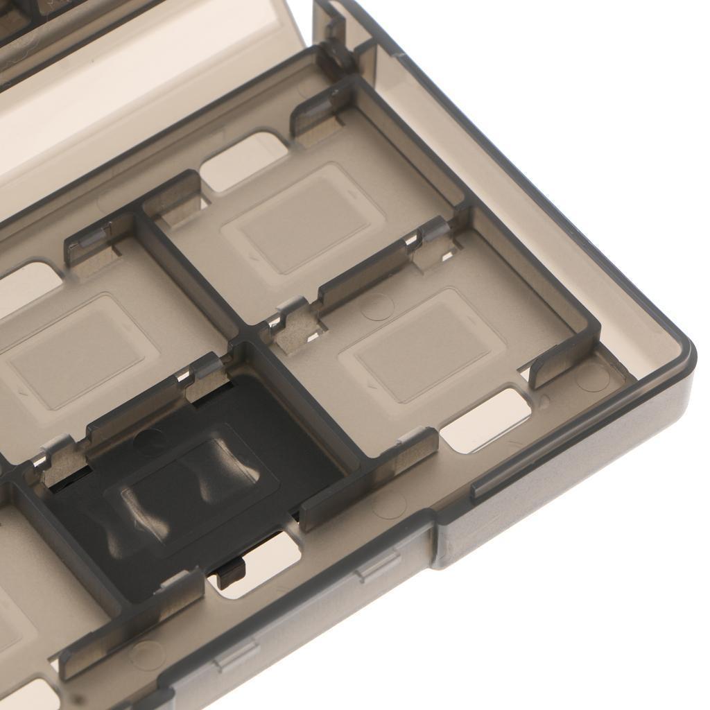 miniatura 7 - Universale Scheda di Gioco Per Nintendo Switch 24 Slot Organizzatore