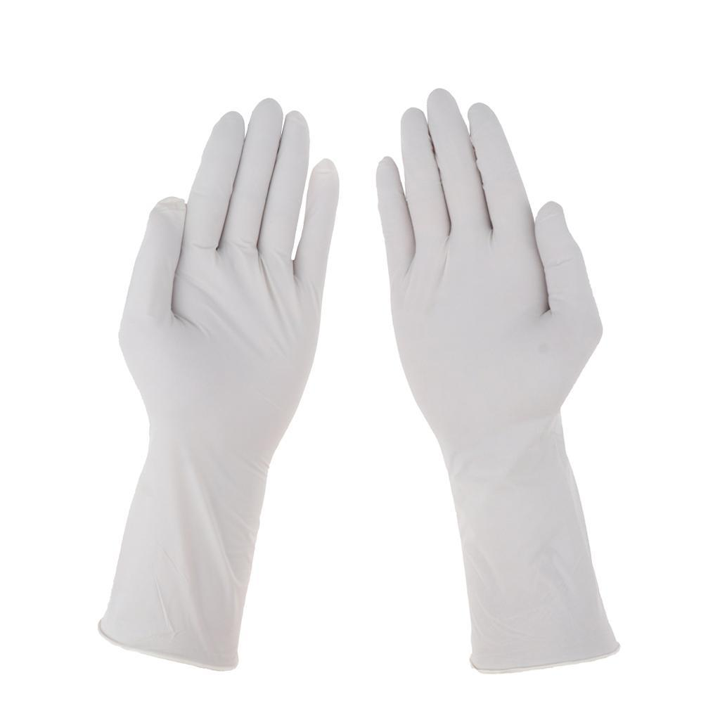 100-Pcs-Disposable-Nitrile-Gloves-12-039-039-Personal-Protective-Equipment thumbnail 4