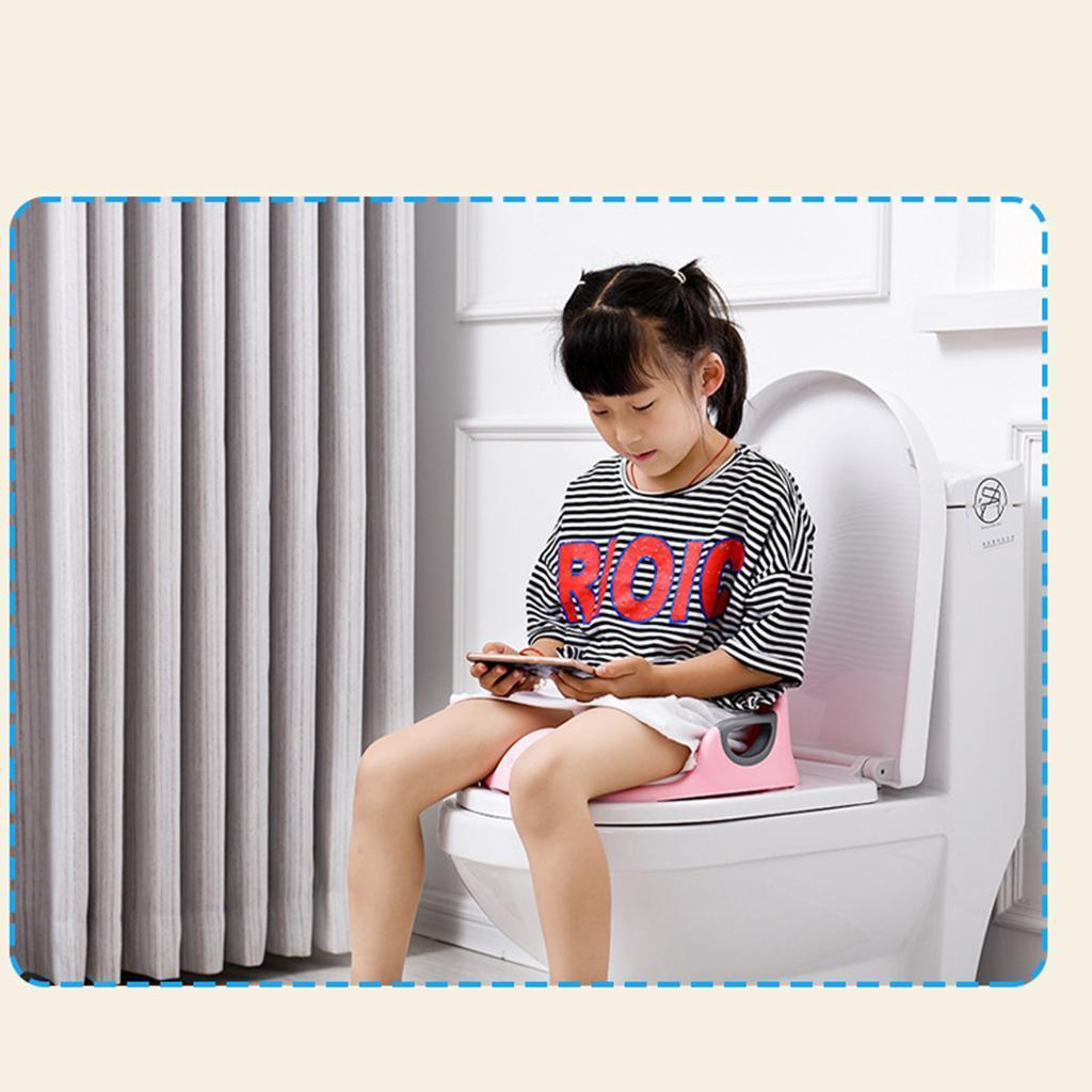 Indexbild 4 - WC Adapter für Töpfchen Training Baby Kinder Kleinkind Kinder Trainer Sitz