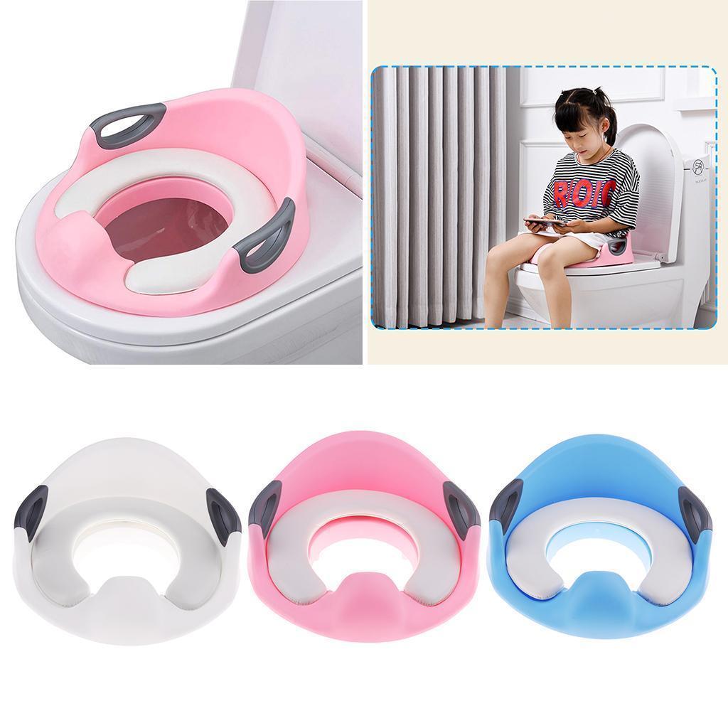 Indexbild 6 - WC Adapter für Töpfchen Training Baby Kinder Kleinkind Kinder Trainer Sitz