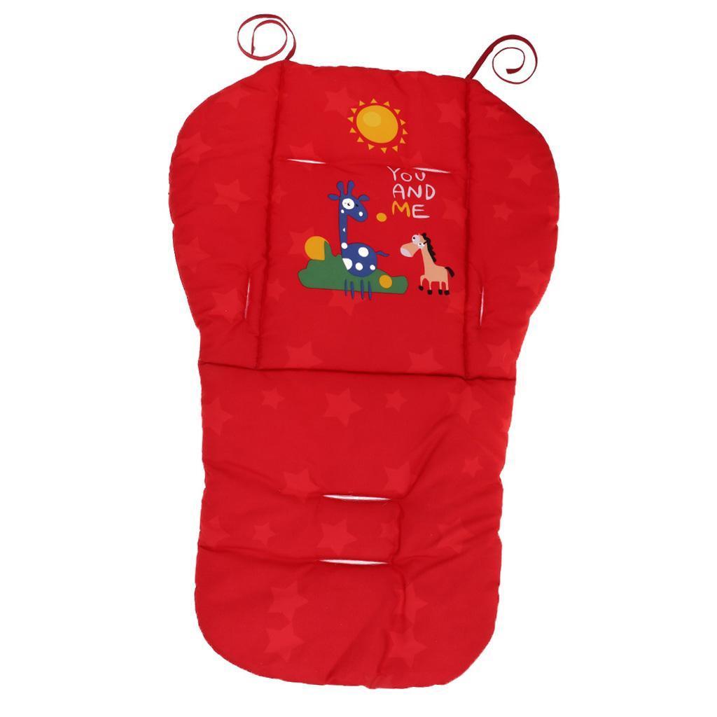 Détails sur Coussin Protège Siège Bébé Pour Poussette/ voiture/ chaise  Haute Housse