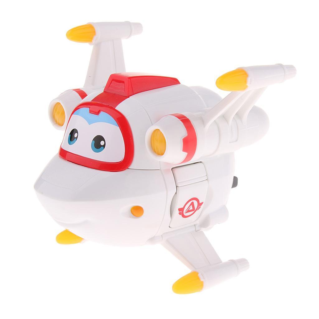 Super-Wings-Transforming-Robot-Plane-Vehicle-Character-Figures-Cartoon-Toy-Gifts miniature 12