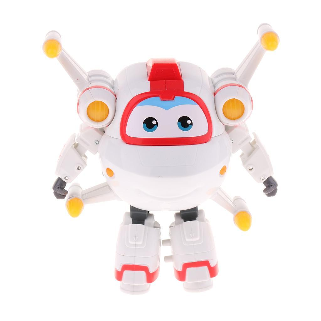 Super-Wings-Transforming-Robot-Plane-Vehicle-Character-Figures-Cartoon-Toy-Gifts miniature 10