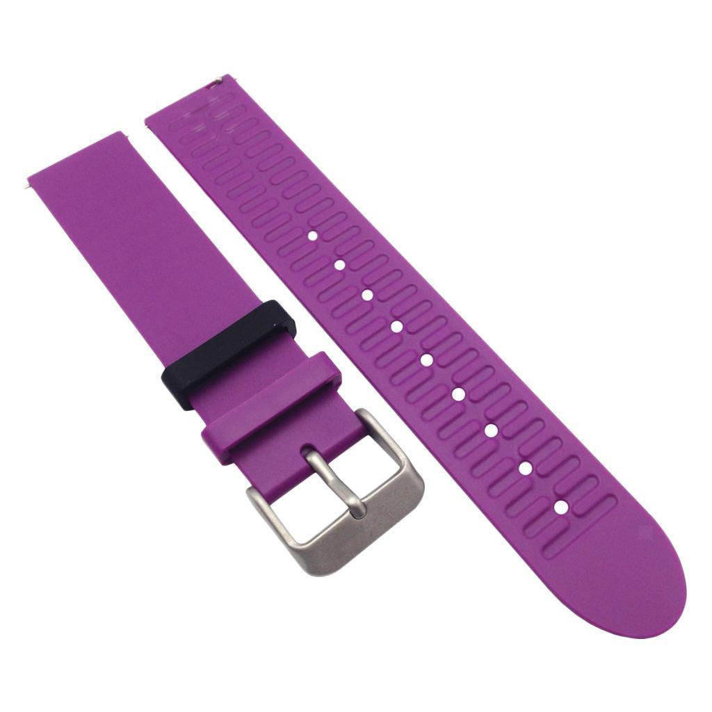 Indexbild 7 - Smart Watch Wristband, TPE Gummi Gel Handgelenk Band Bügel Gurt und