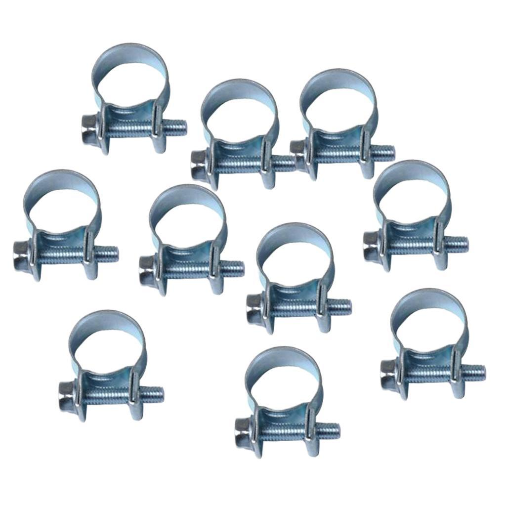 Clamp Frame Oil Tube Buckles Bike Brake Clip Guide Seat Parts C Shape Buckle