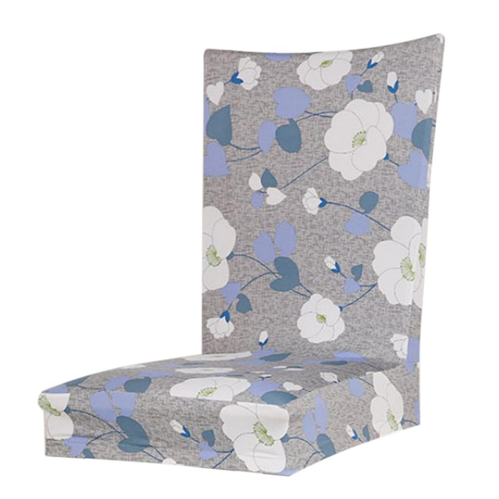 Dining-Room-Chair-Slipcover-Cover-Stretchy-amp-Washable-Wedding-Banquet-Decor thumbnail 12
