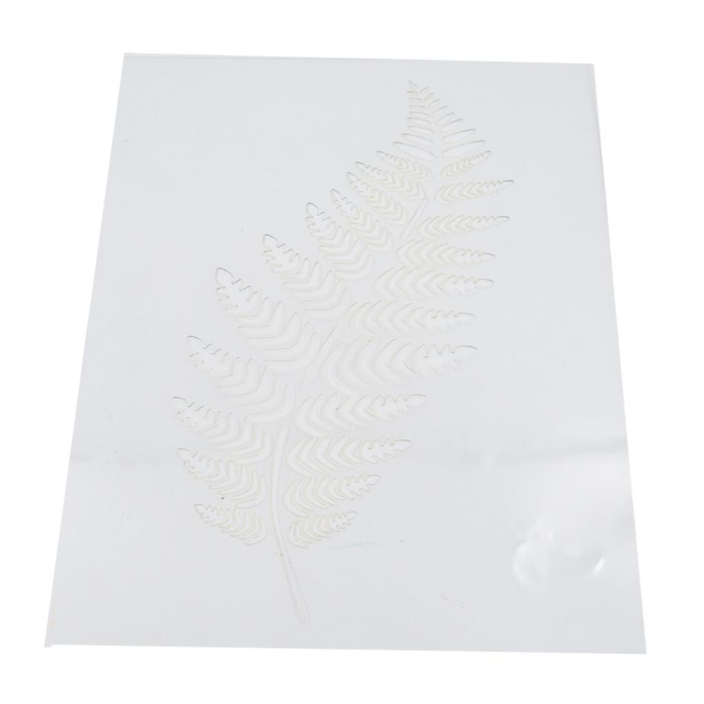 Reusable-Wall-Painting-Stencil-Home-Upholstery-DIY-Template-Flower-Pattern thumbnail 10