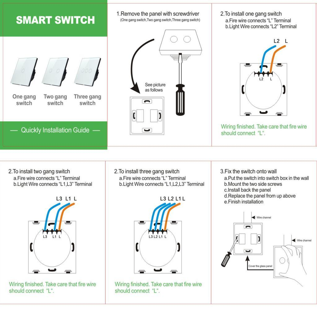 How To Install A Two Way Light Switch