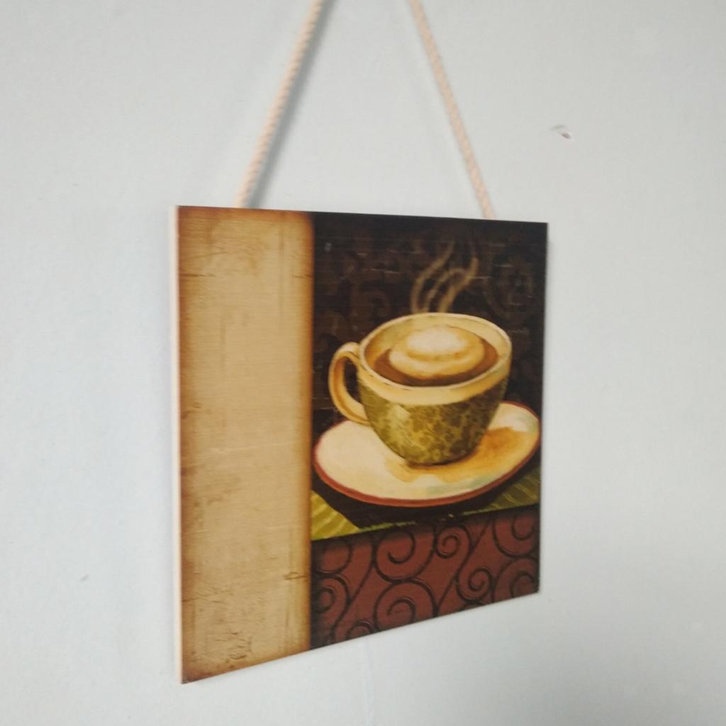 Caffe-d-039-annata-del-modello-del-segno-del-segno-di-legno-per-la-decorazione miniatura 8