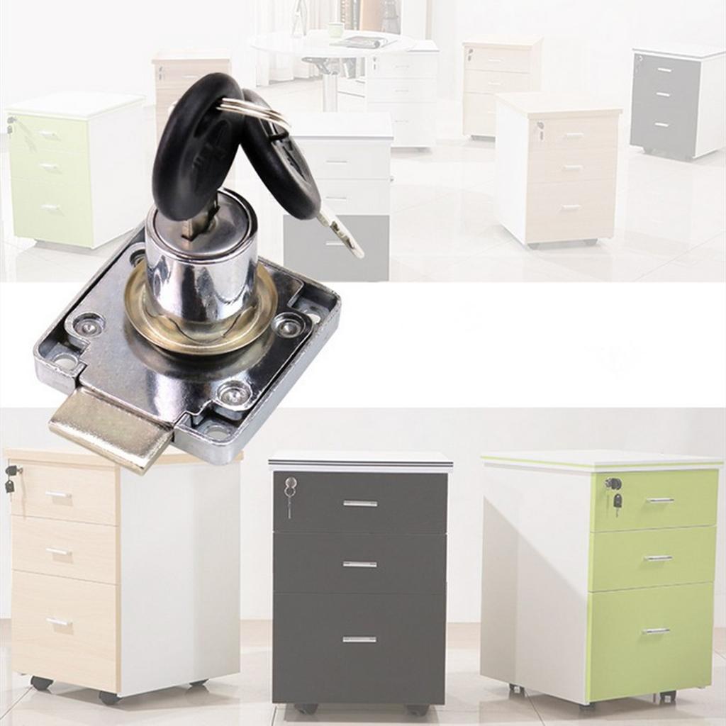 Details About Zinc Alloy Desk Drawer Lock Wardrobe Locks Cabinet Locks Furniture Cam Locks