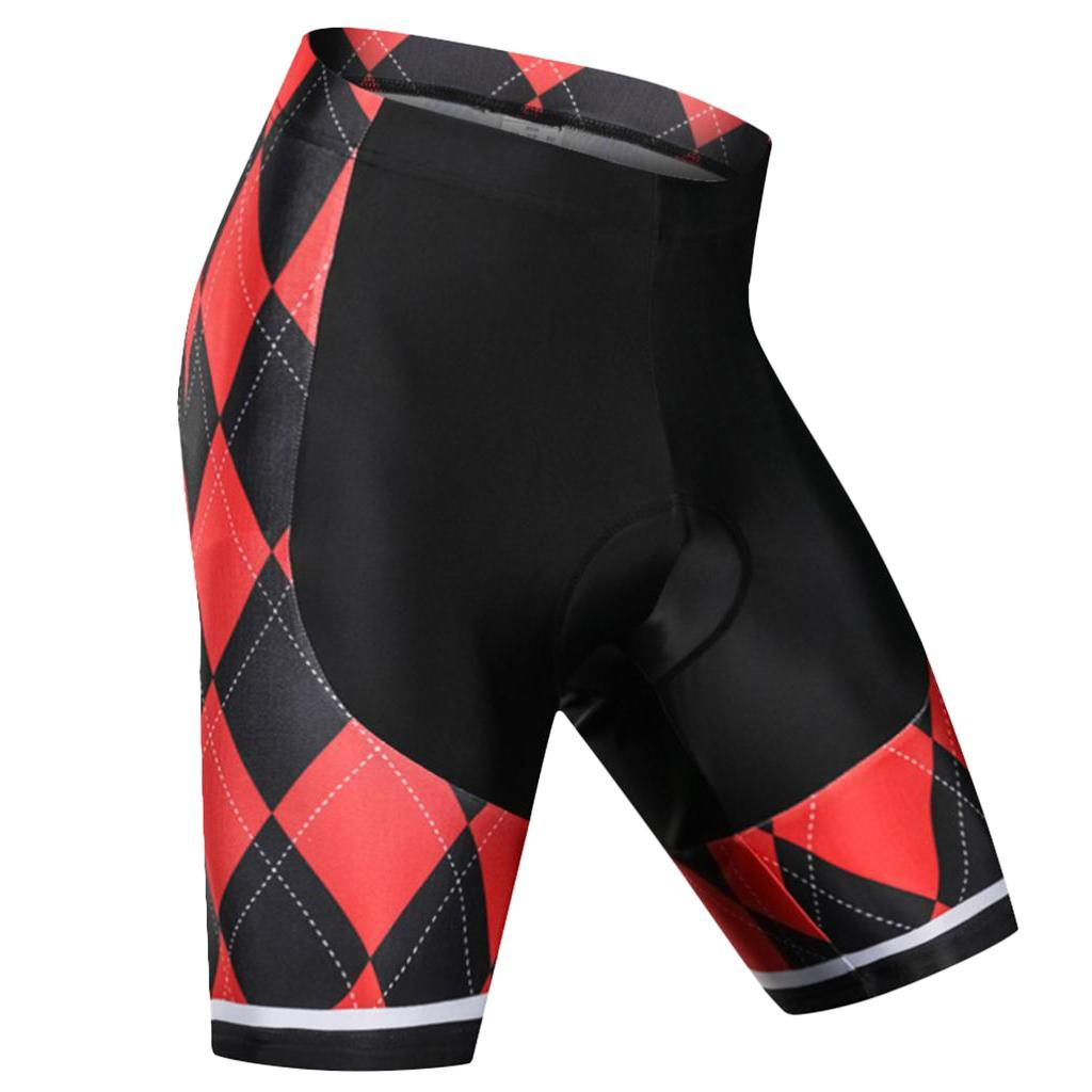 Cuissard-de-Velo-pour-Adultes-Shorts-de-Cyclisme-Respirant-Sechage-Rapide miniature 10