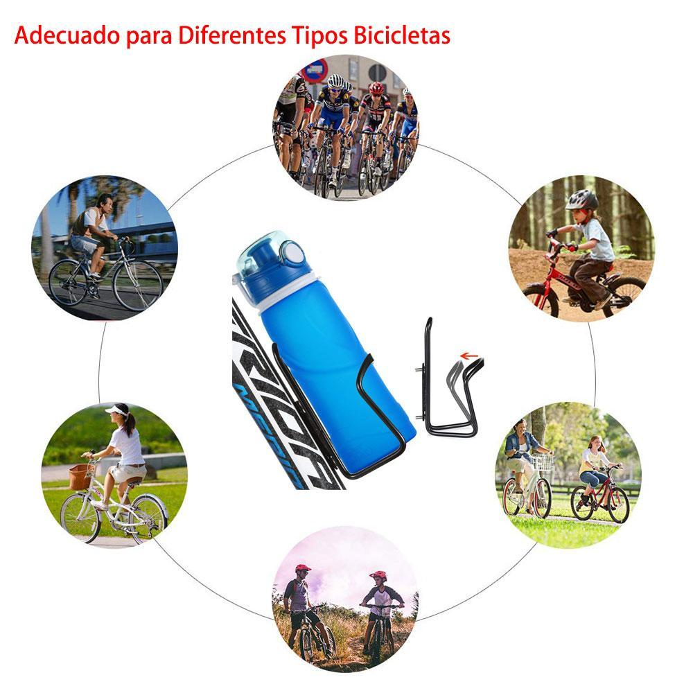 Plastic Bracket Bicycle Cycling  Bike Outdoor Water Bottle Drinks Holder Cage!