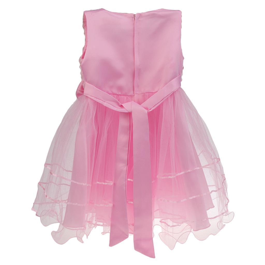 Mädchen Kleider Festkleid Blumenmädchen Prinzessin ...