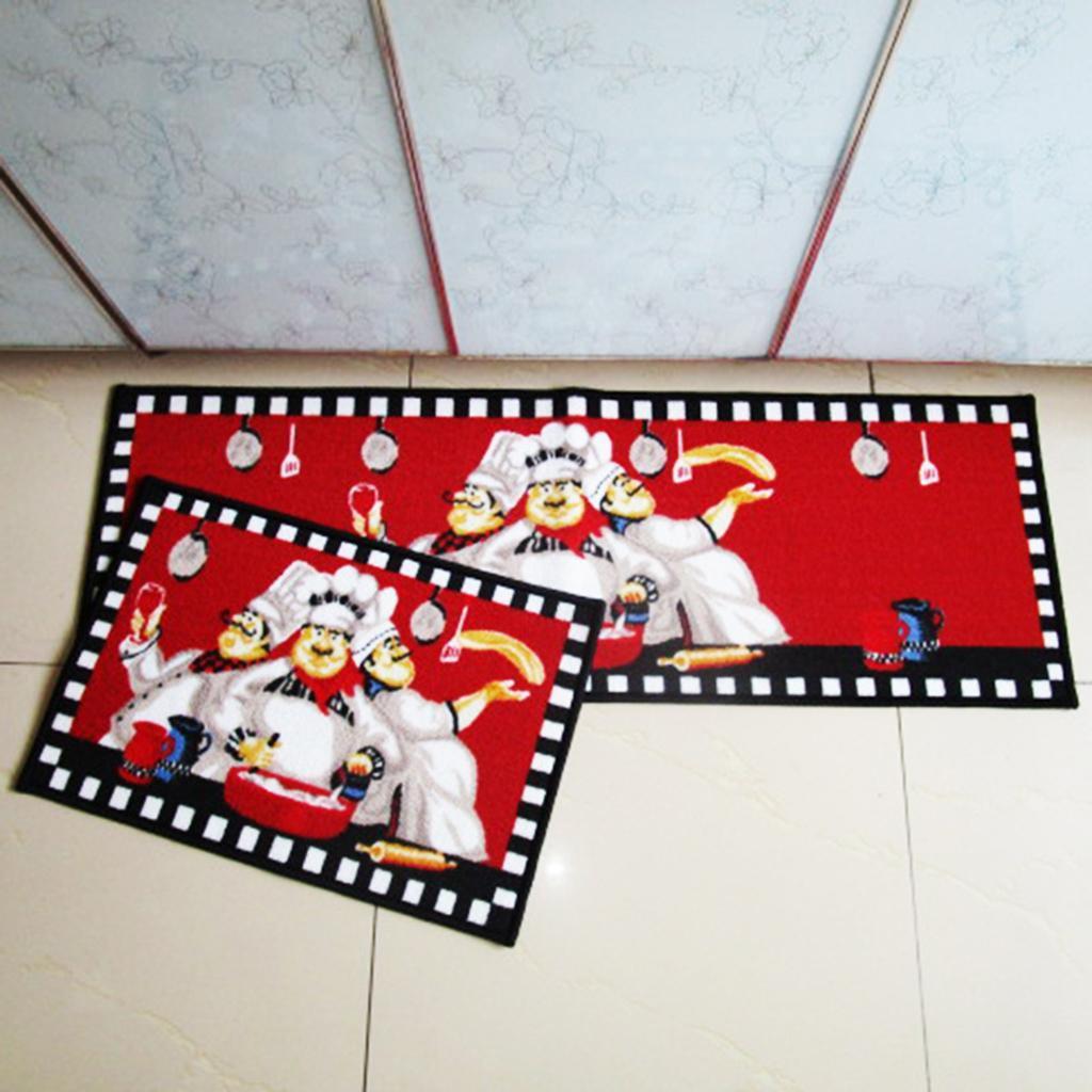 miniatura 8 - Tappeto cucina Chef Tappeto tappeto antiscivolo