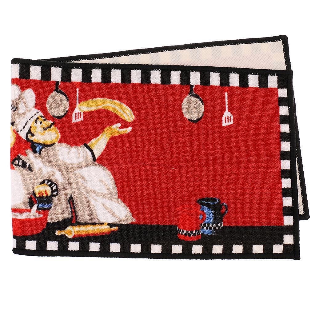 miniatura 10 - Tappeto cucina Chef Tappeto tappeto antiscivolo