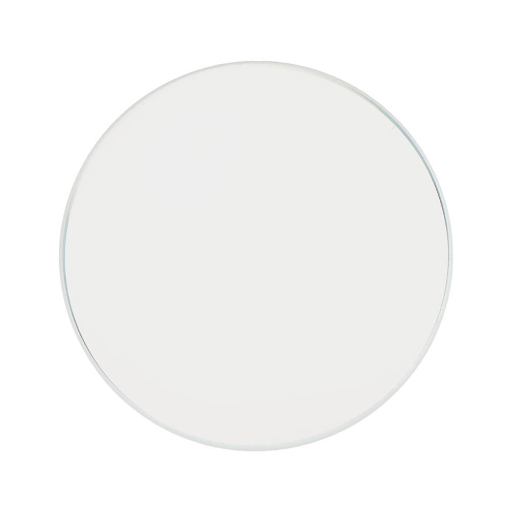 10-Pezzi-Glass-per-Orologio-DIY-Strumento-Vetro-Minerale-in-Cristallo miniatura 23