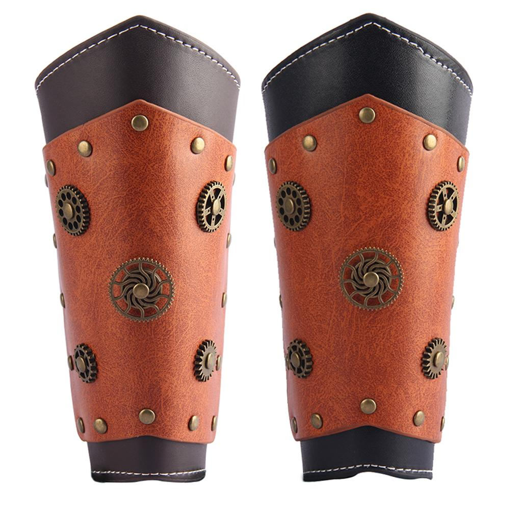 GUARD TOP QUALITY ARCHERY HUNTING ARM GUARDS SUED LEATHER LEATHER ARM BRACER