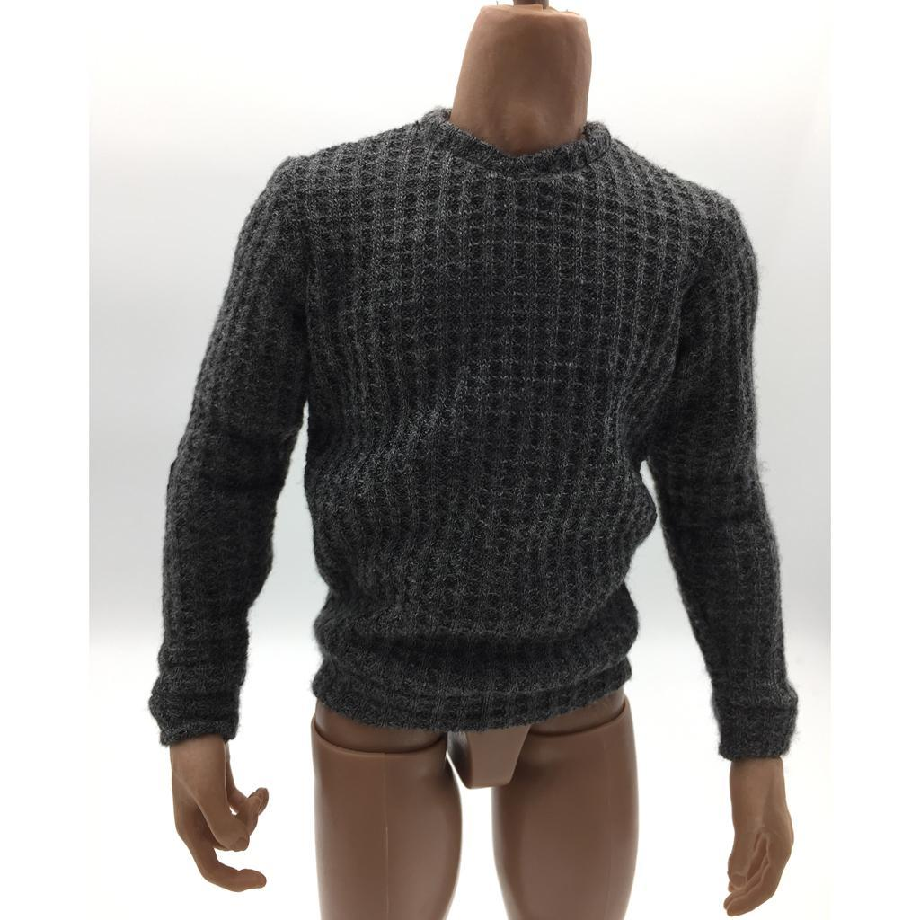 1-6-Scale-Jacket-Hoodie-T-shirt-Jeans-Accessories-for-12-039-039-Figure-Hot-Toys miniature 42