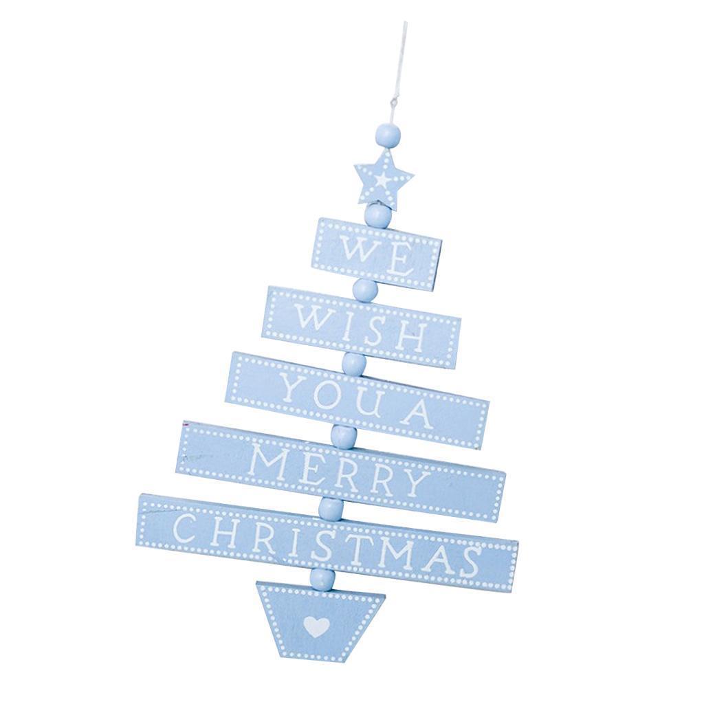 Natale-di-scrittura-del-messaggio-di-Natale-del-partito-dell-039-albero-di-forma miniatura 4