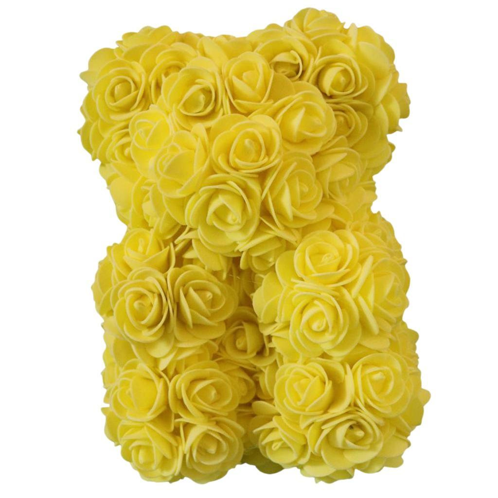 Rose-Bear-Teddy-Bear-Forever-Artificial-Flowers-Anniversary-Valentines-Gifts thumbnail 11