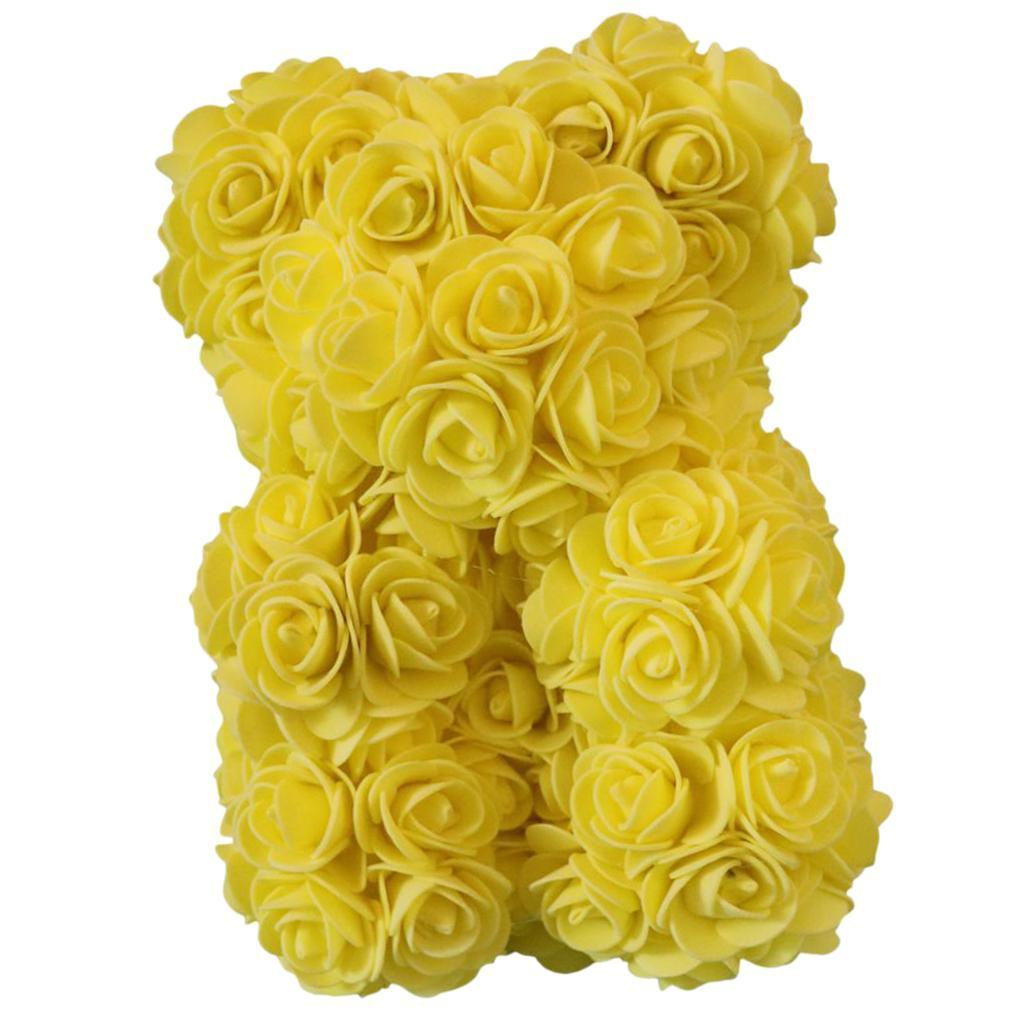Rose-Bear-Teddy-Bear-Forever-Artificial-Flowers-Anniversary-Valentines-Gifts thumbnail 12