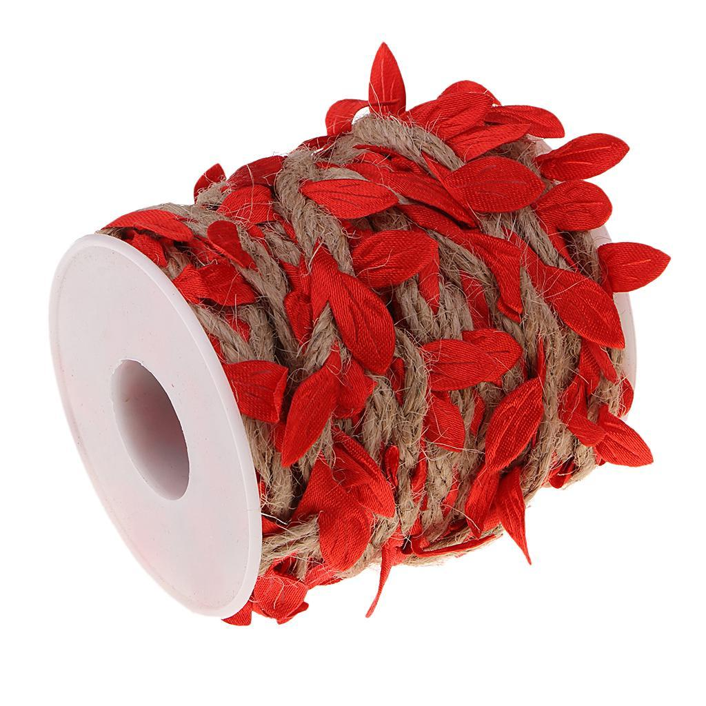 Artificial-Vine-Fake-Leaves-Silk-Rattan-Home-Ornament-Silk-Wreath-Foliage thumbnail 10