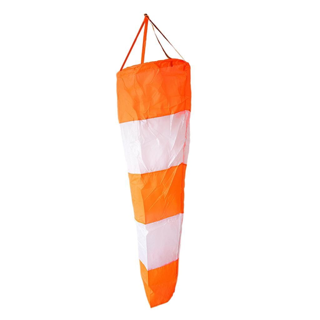 Airport-Aviation-Windsock-Rip-stop-Outdoor-Wind-Measurement-Bag-Bright-Color thumbnail 3