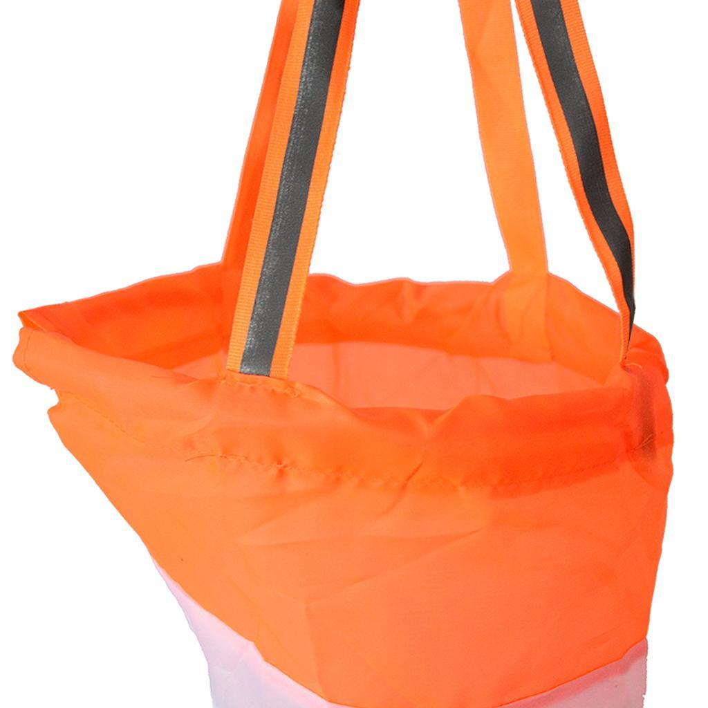 Airport-Aviation-Windsock-Rip-stop-Outdoor-Wind-Measurement-Bag-Bright-Color thumbnail 4