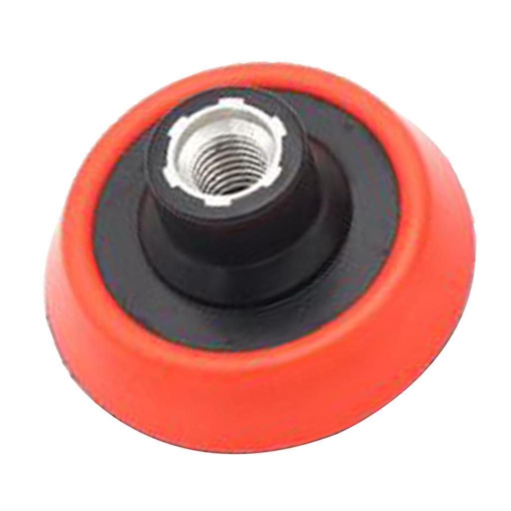 Electric-Hook-and-Loop-Backing-Pad-Fits-for-Car-Waxing-Polishing-Grinding thumbnail 9