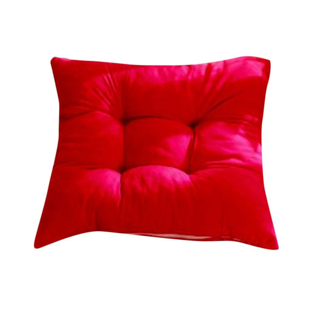 thumbnail 12 - Chair-Pad-Cushion16x16-034-for-Home-Dinning-Chair-Indoor-Outdoor-Seat-Chair-Pad