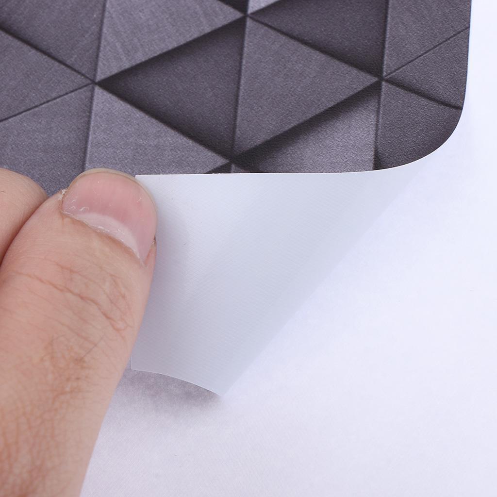 Asciugacapelli-Adesivi-in-PVC-Resistente-All-039-acqua-Materiale-in-Carta miniatura 10