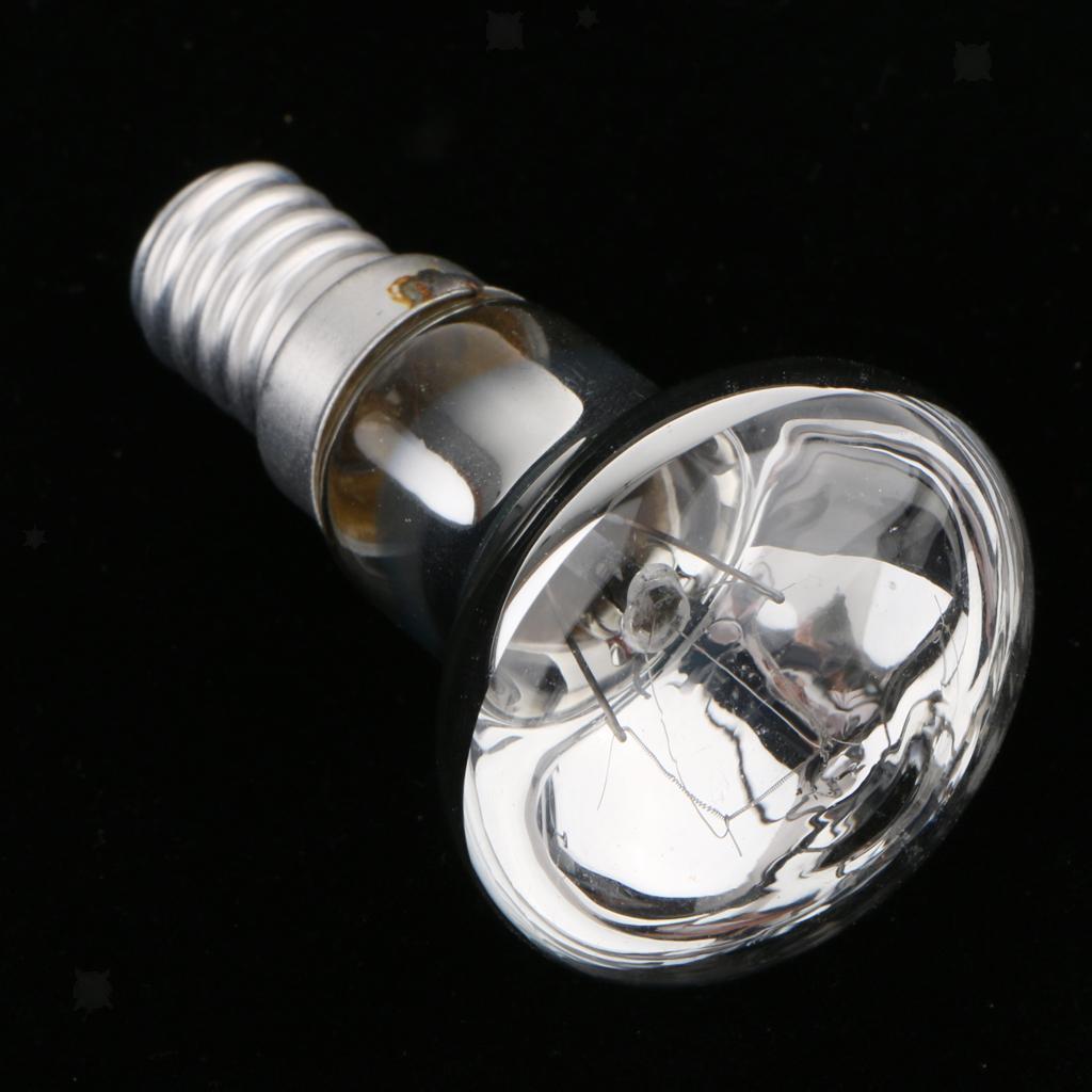 10pcs-Ampoules-a-Reflecteur-SES-E14-Lumiere-Decoration-pour-Chambre-Salon miniature 4