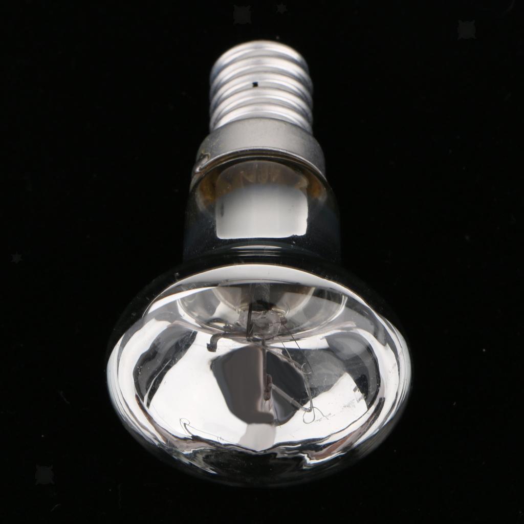 10pcs-Ampoules-a-Reflecteur-SES-E14-Lumiere-Decoration-pour-Chambre-Salon miniature 3