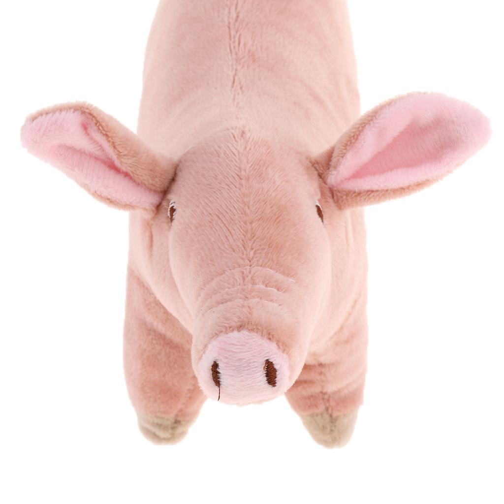 miniatura 8 - Giocattolo da masticare peluche maialino per cani piccoli e grandi