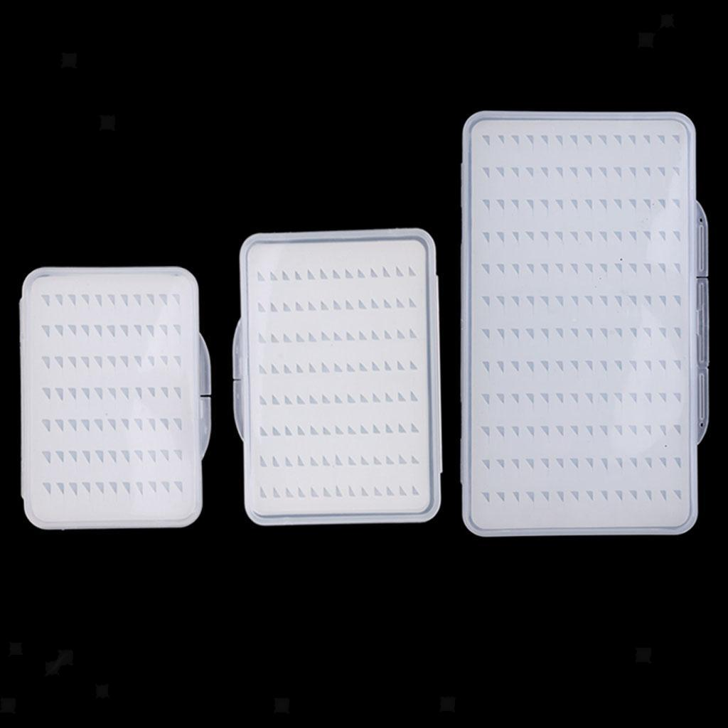 Super-Slim-Fly-Box-Dry-Wet-Fishing-Flies-Insect-Lures-Storage-Case-Slit-Foam-Box thumbnail 7