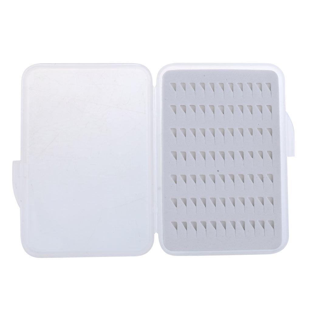 Super-Slim-Fly-Box-Dry-Wet-Fishing-Flies-Insect-Lures-Storage-Case-Slit-Foam-Box thumbnail 5