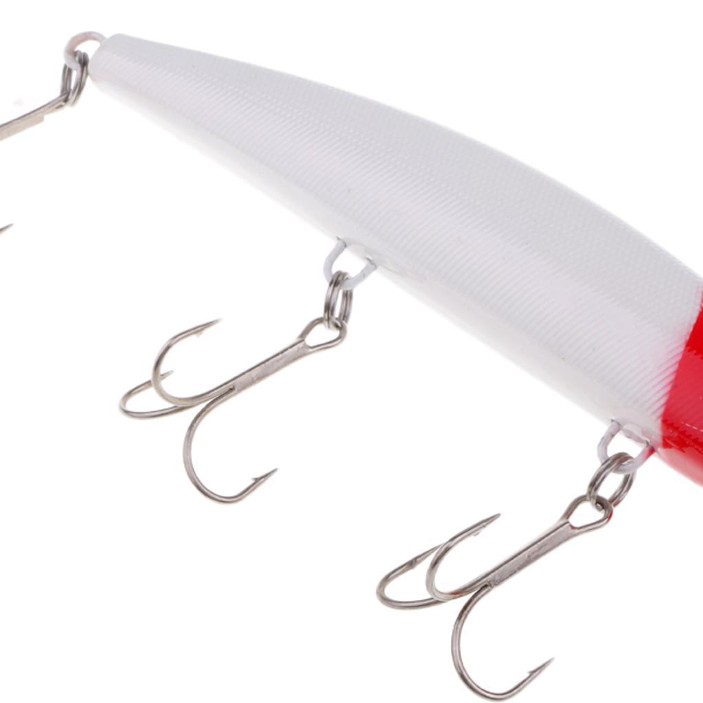 miniatura 18 - Richiamo di Pesca Minnow Duro Esche da Pesca Affrontare 16cm / 64g