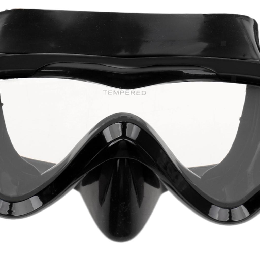 Comfortable-Silicone-Free-Diving-Scuba-Dive-Mask-Snorkel-Set-for-Kids-Junior thumbnail 10