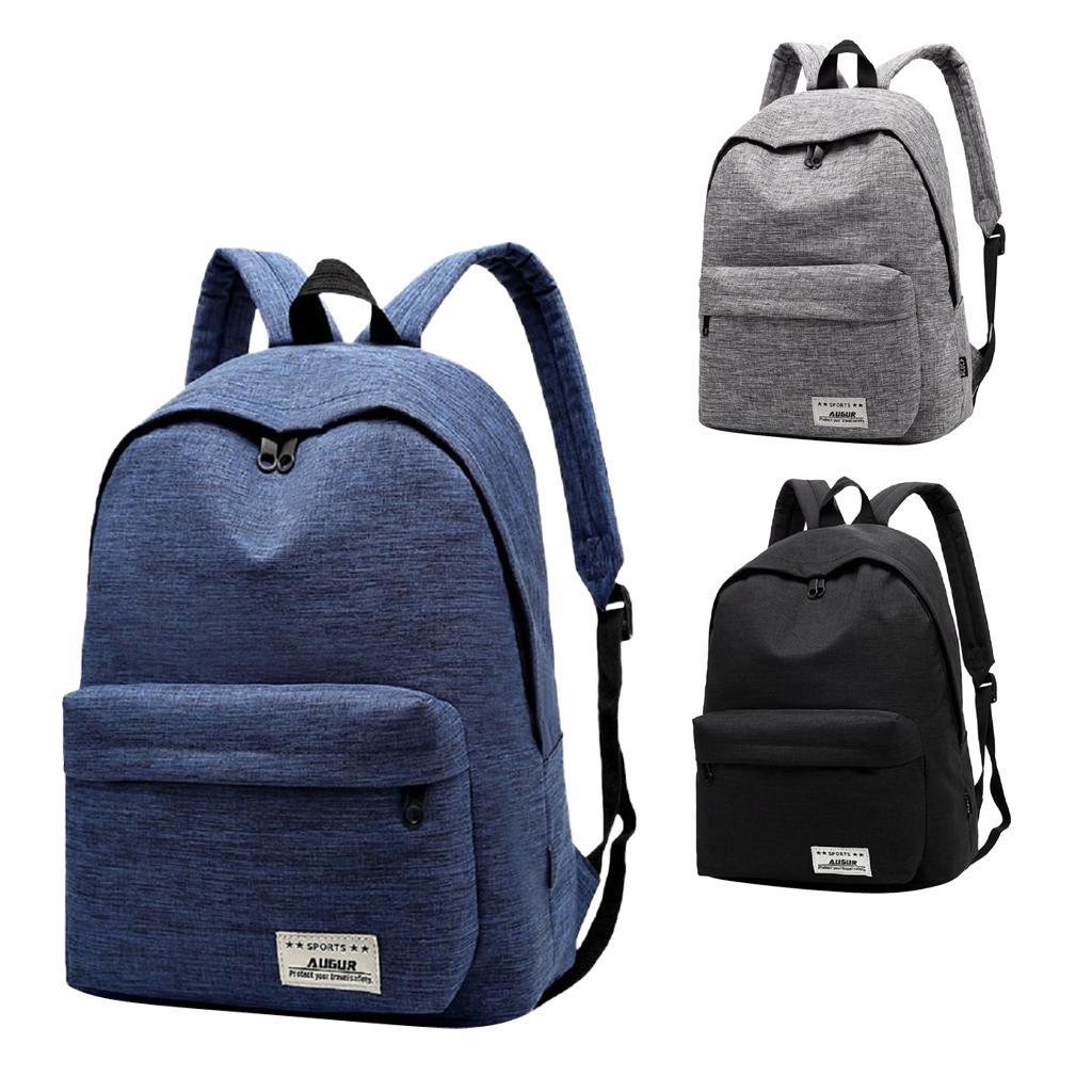 Travel-Sport-Backpack-Camping-School-Satchel-Laptop-Book-Bag-Hiking-Daypack thumbnail 3