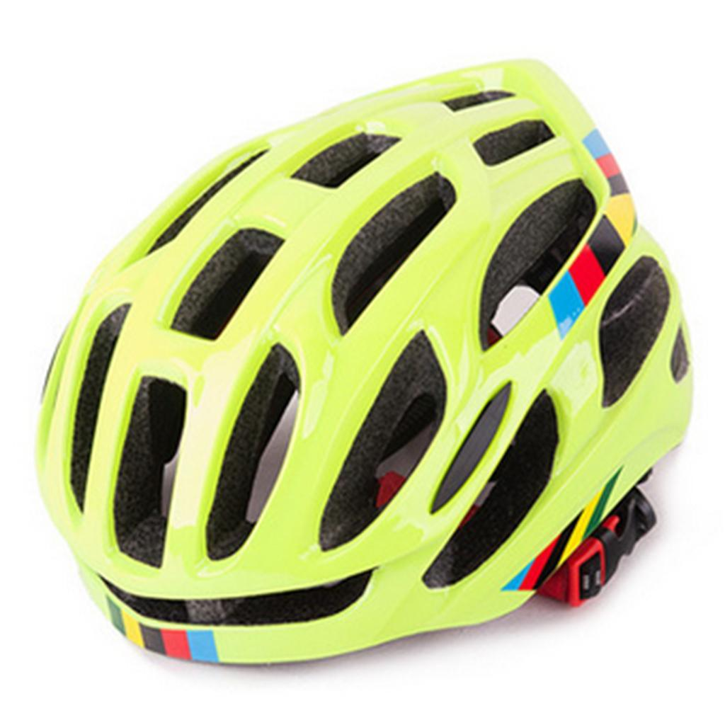 Adjustable-Road-Cycling-Helmet-Bike-Bicycle-Shockproof-Helmet-breathable thumbnail 13