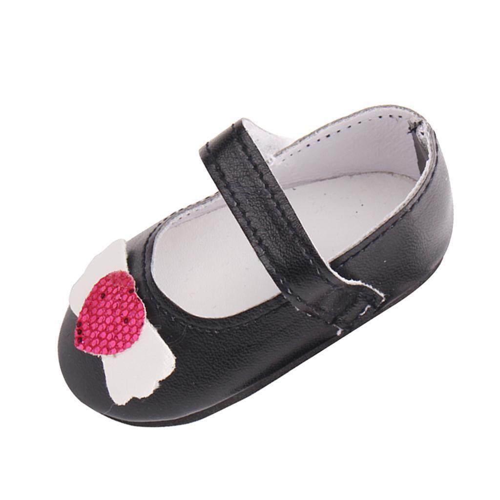 Poupee-Chaussure-Pour-18-Pouces-Fille-Americaine-Cadeaux-de-Noel miniature 3