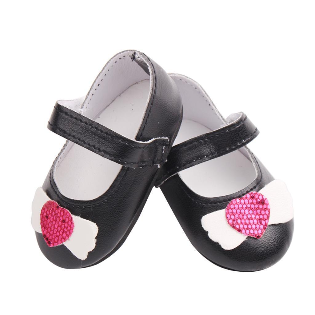 Poupee-Chaussure-Pour-18-Pouces-Fille-Americaine-Cadeaux-de-Noel miniature 4