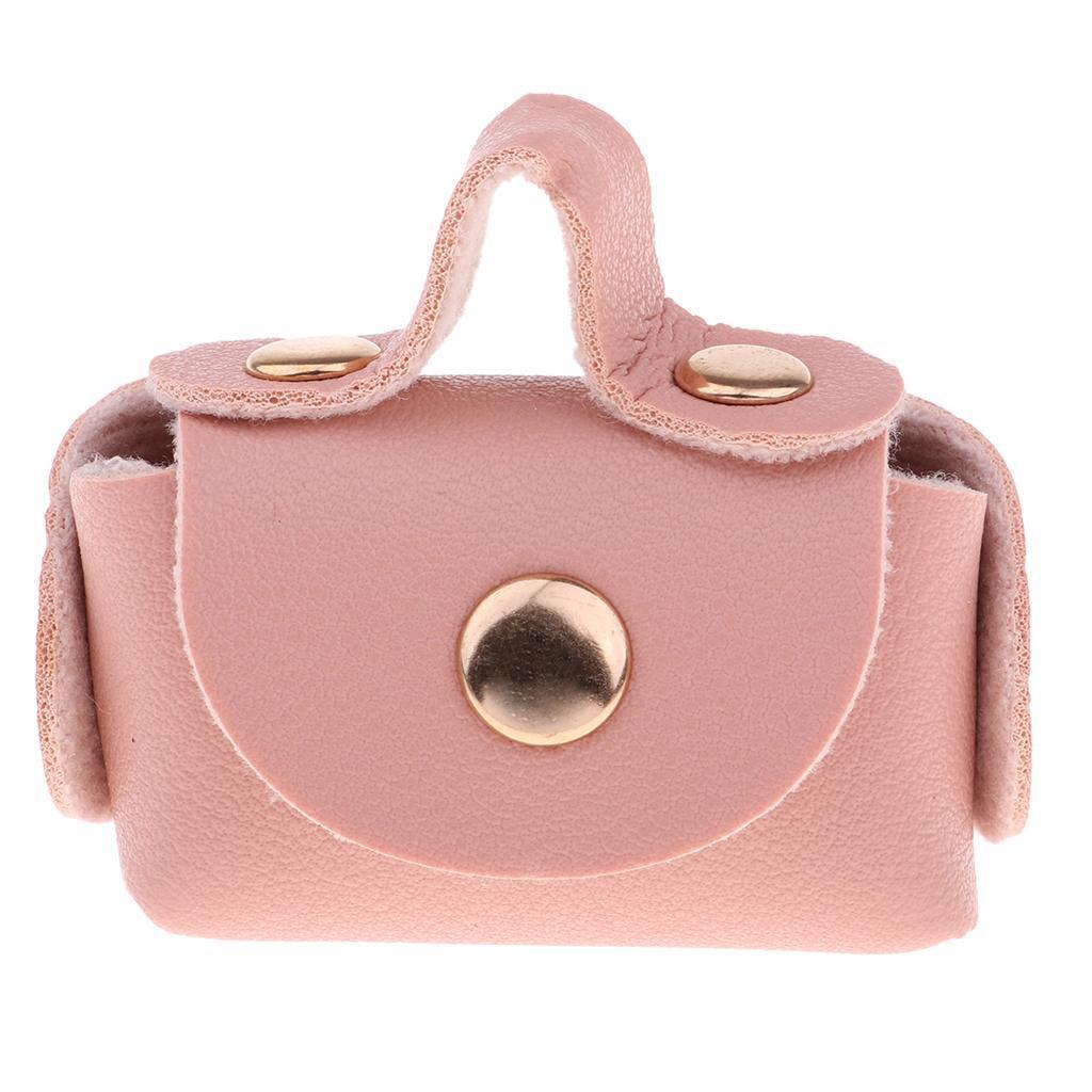 12inch-Doll-PU-Leather-Handbag-Bag-Purse-For-BJD-Doll-Clothes-Accessories thumbnail 6