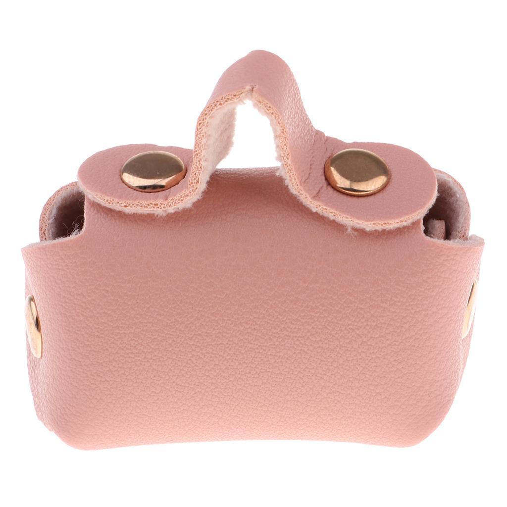 12inch-Doll-PU-Leather-Handbag-Bag-Purse-For-BJD-Doll-Clothes-Accessories thumbnail 7