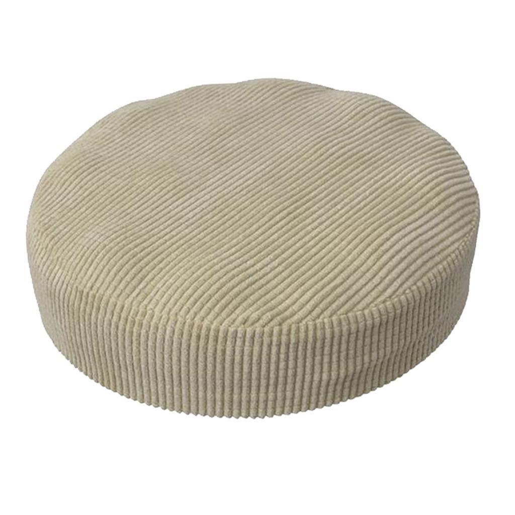 10 12 13 14 16 Elastic Bar Stool Covers Round Chair Seat