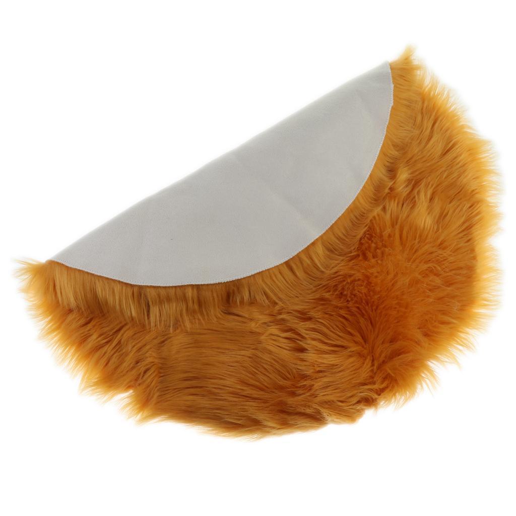 Tappeti-di-lana-imitazione-Finta-camera-da-letto-antiscivolo-Tappetini miniatura 37