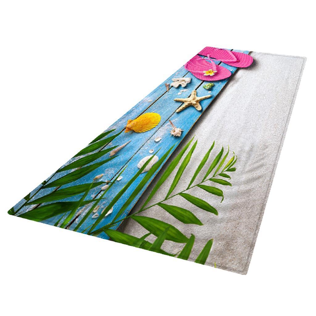 Living-Room-Area-Rug-Runner-Kitchen-Bedroom-Anti-Skid-Floor-Mat-Carpet-3D thumbnail 22